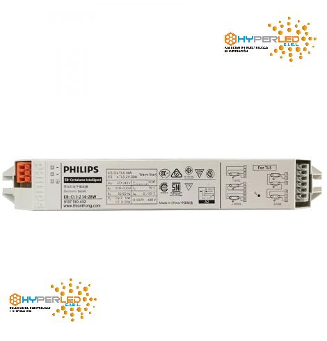 BALASTOELECTRONICO  EB-C 236,4X18 TLD 220-240V PHILIPS
