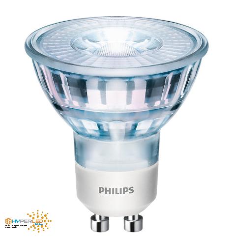 LAMPARA DICROICO 4.6W LED LUZ BLANCA PHILIPS