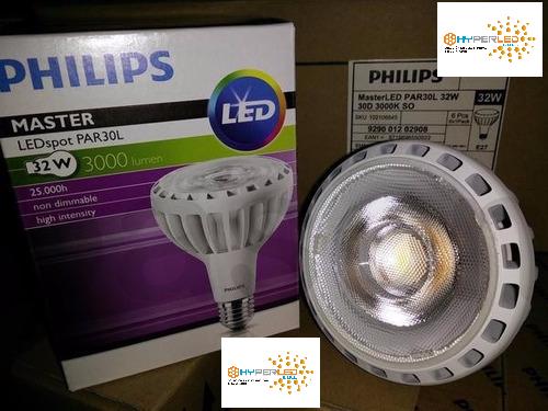 LAMPARA LED PAR 30 3000K PHILIPS